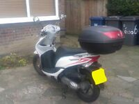 Honda vision 110 cc