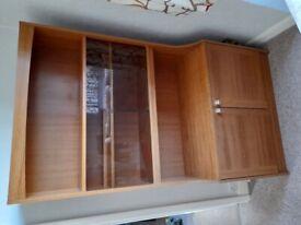 Schreiber display cabinet