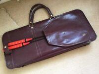 Vintage badminton bag £5