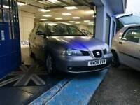 Seat Ibiza Sport 1.4cars 61k fsh 10%offSat/Sun 2006 excellent condition Reda full description thanks