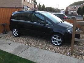 2006 (56) Vauxhall zafira