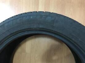 Michellin Primacy 225/50/17 Tyre