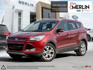 2014 Ford Escape Titanium CERTIFED PRE OWNED