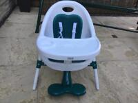 Mamas & Papas high low chair