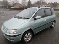 HYUNDAI MATRIX GSI *** ONLY 27000 MILES ***