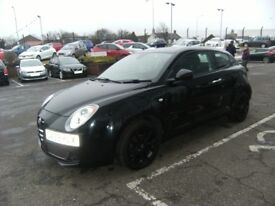 2010 59 ALFA ROMEO MITO 1.4 TURISMO 16V 3D 95 BHP **** GUARANTED FINANCE **** PART EX WELCOME