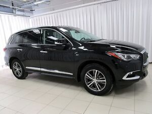 2018 Infiniti QX60 7 Passenger Premium Package with Navigation.