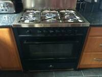 Gas Rangestyle cooker for sale