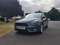FORD FOCUS, 2017, 1.0 PETROL ECOBOOST, AUTOMATIC, LOW MILEAGE, GREAT CAR 4 LESS!!!