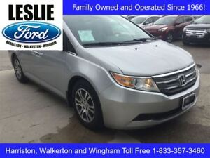2013 Honda Odyssey EX | Local Trade | Heated Seats
