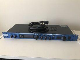 Lexicon MX400 hardware reverb/delay unit, rack, 1U
