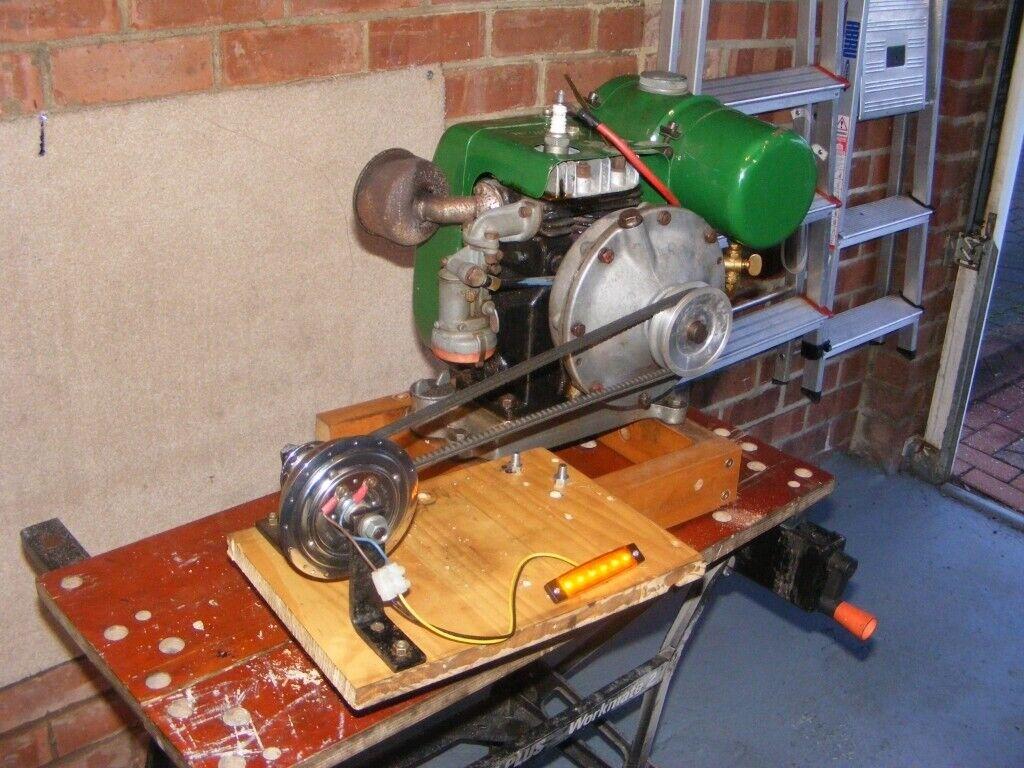 Villiers MK 12 Stationary Engine display | in Easington Lane, Tyne and Wear  | Gumtree