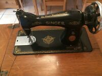 Singer sewing machine- possible antique
