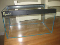 Clear-Seal glass fish tank (no lid)