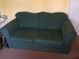2 Seater (double) sofa bed