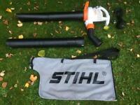 STIHL SHE 71 2014 Electric Leaf Blower Sucker Vacuum Garden Patio