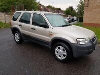 2003 Ford Maverick 3.0 XLT 5dr Automatic @07445775115 Automatic+Leather+HPI+Warranty