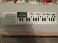Casio VL tone 80s Analog Synth calculator, sequencer, adsr, very good condition, watch video