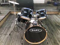 MAPEX V SERIES Drum Kit £125 ono