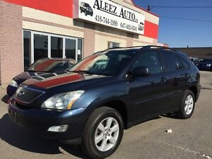 2005 Lexus RX 330 FULLY OPTIONS, LEATHER TRIM, LEATHER INTERIOR,