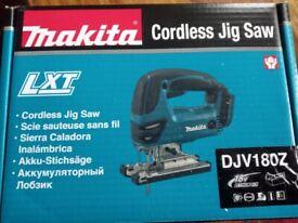Makita - Cordless Jig Saw