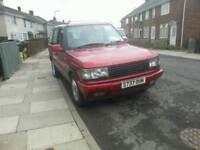 1998 range rover p38 diesel auto