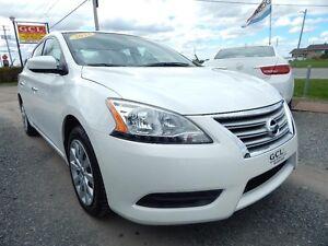 2013 Nissan Sentra S - 36.81$/sem. Bas km - Tout équipé - Blueto