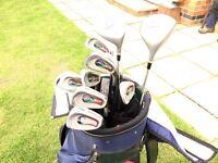 Wilson John Daley R/H set of Golf Clubs