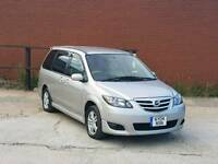 Mazda Mpv not bongo japanese automatic 7 seater similar to vauxhall zafira,ford galaxy,vw touran