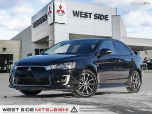 2016 Mitsubishi Lancer SE Limited Ed-One Owner-Accident Free-Rea