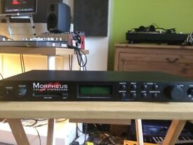 E-mu Morpheus Z-Plane Filters Synthesizer With Extras - VGC