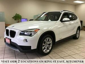 2013 BMW X1 28i | BEIGE LEATHER | SENSORS | NO ACCIDENTS