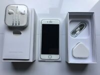 Silver IPhone 6 Brand New