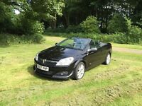Vauxhall Astra, Twintop Convertible