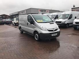 2014 Vauxhall vivaro swb only 16k a/c e/w £9495 j&ft&v mallusk