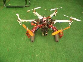 DJI F550 Drone & Camera
