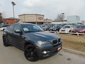 2008 BMW X6 35I 22 WHEELS TWIN TURBO X-DRIVE