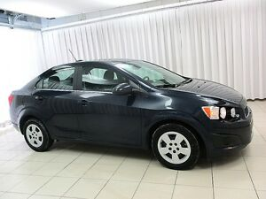 2016 Chevrolet Sonic A NEW ADVENTURE IS CALLING!!! LT TURBO 5DR