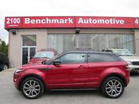 2013 Land Rover Range Rover Evoque DYNAMIC PREMIUM-CLEAN CARPROO