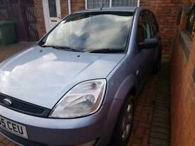 Ford Fiesta 1.2 petrol with full service history