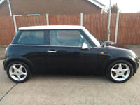 2003 Mini Cooper 1.6 Half Leather Lovely Condition