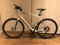 2017 Specialized Sirrus Elite Full Carbon Hybrid Bike Bicycle Brand New Condition