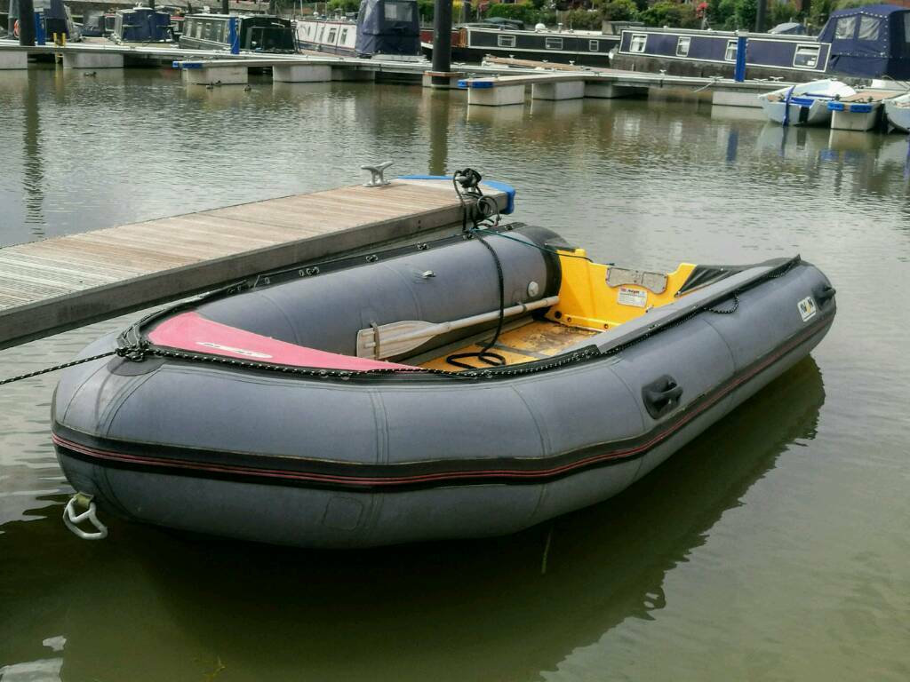 Avon Supersport Dinghy S4 00 Inflatable Dingy Boat