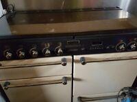 Sale or swap Rangemaster 110 cooker