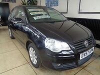 2007 VOLKSWAGEN POLO SE 80 1.4 5DR MANUAL PETROL