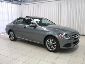 2018 Mercedes Benz C-Class TEST DRIVE TODAY!!! C300 4MATIC AWD S