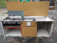 Camper van sink and stove unit poss from vw