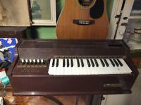 Magnus Chord Organ 1960/70s