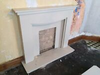 Marble/Granite Mantelpiece