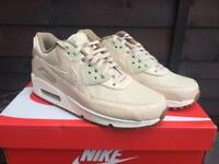 NEW Womens Nike Air Max 90 Premium Trainers UK 5